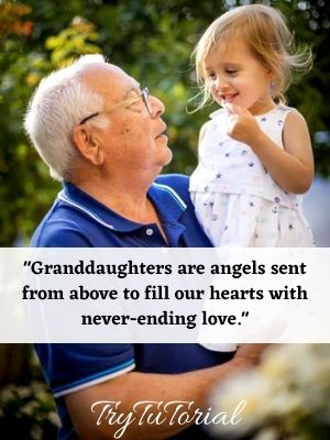 Best 50+ Granddaughter Quotes & Sayings Ever [currentyear] 1