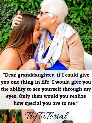 Inspirational Granddaughter Quotes & Sayings