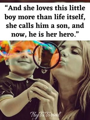Mother Son Quotes For Captions