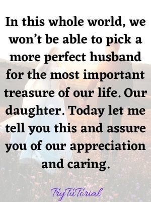 Son In Law Quotes And Sayings