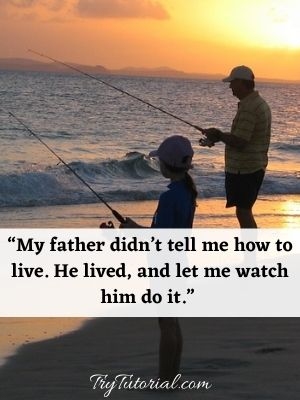 daughter and father quotes