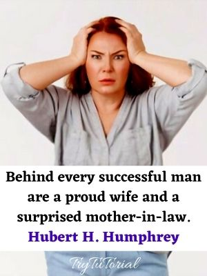 funny mother-in law quotes