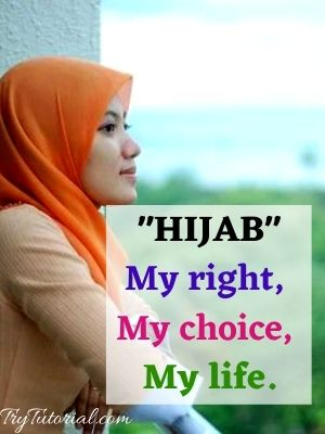 Muslim Girl Quotes On Hijab