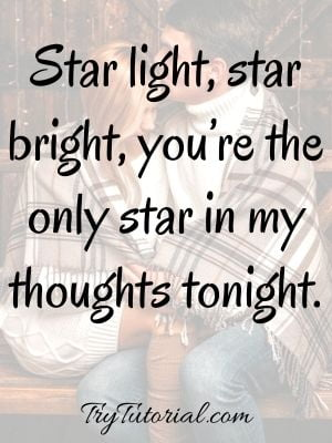 100+ Romantic Good Night Love Quotes, Wishes & Messages [currentyear] 3