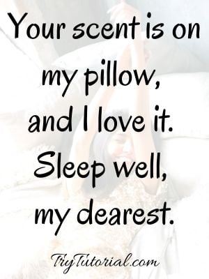 100+ Romantic Good Night Love Quotes, Wishes & Messages [currentyear] 2