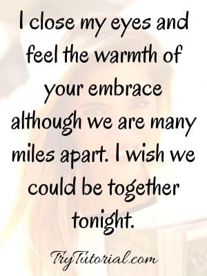 Flirty Good Night Text Messages