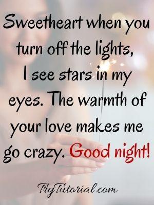 Text night love 72 Best