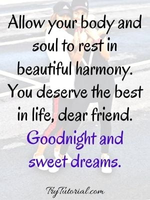 200+ Heart Touching Good Night Quotes For Friends [currentyear] 1