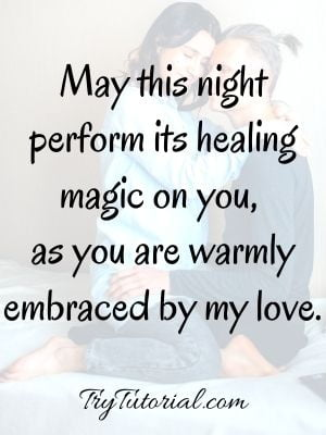 Good Night Wish For Lover