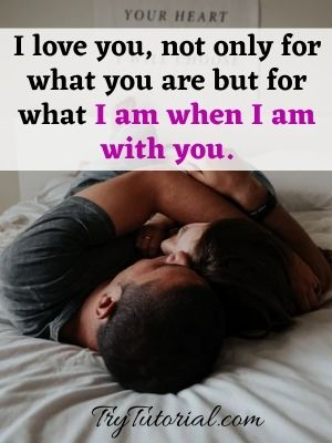 With You Love Caption