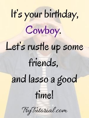 Birthday Quotes For Boyfriend Caption