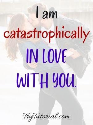 One Line Love Status For Crush