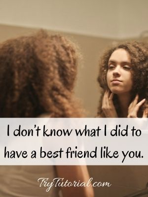 Savage Best Friend Captions For Girls