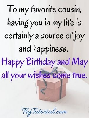 birthday wishes for cousin sisters