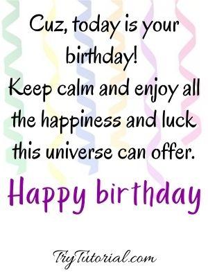 Happy Birthday Girl Cousin Quotes Google Search Happy Birthday For Her Happy Birthday Cousin Happy Birthday Niece