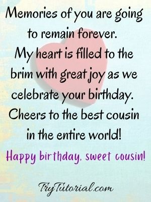 happy birthday cousin male