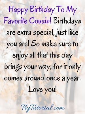 happy birthday cousins images