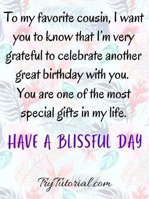 happy birthday cuz