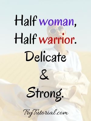 Beautiful Quotes For Confident Woman