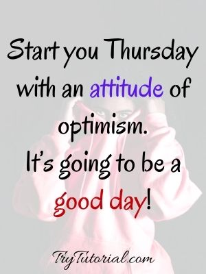 Beautiful Thursday Blessings Images