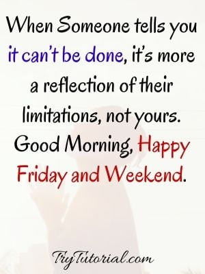 Blessed Friday Quotes