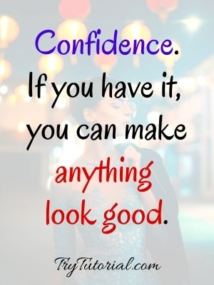 Beautiful Woman Quotes On Confidence