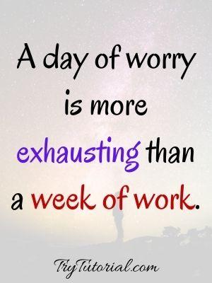Faith Over Worry Images