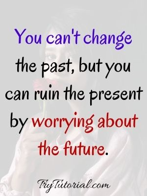 Funny Worry Quotes