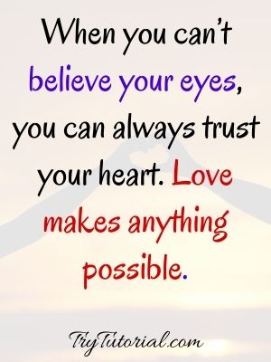Guys & Girls Trust Quotes For Relationships