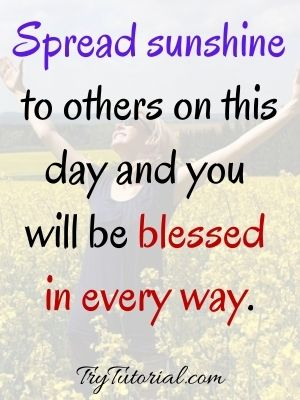 Happy Saturday Image For Morning Blessings