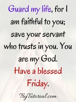 Have A Blessed Weekend Quotes For Friday