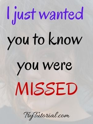 I Miss You Quotes For Her Long Distance