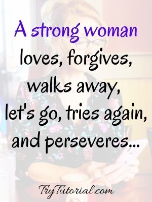 Self-Confident Quotes For A Woman