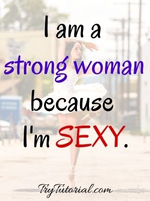 Short Status For Strong Woman