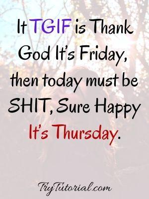 Thursday Good Morning Image