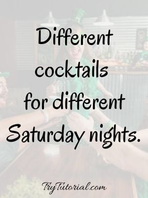 Awesome Saturday Night Partying Quotes