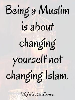 Beautiful Islamic Religious Quotes