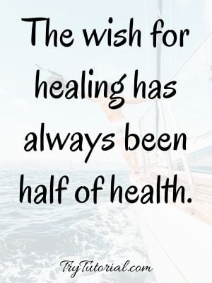 Best Quotes For Men Health