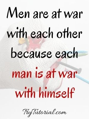 Best Self Love Quotes For Guys