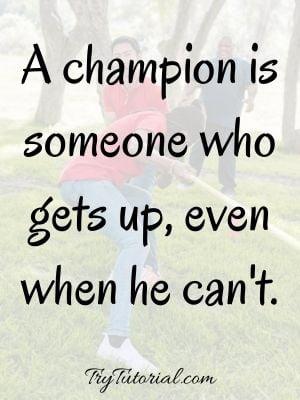 Best Team Champion Quotes