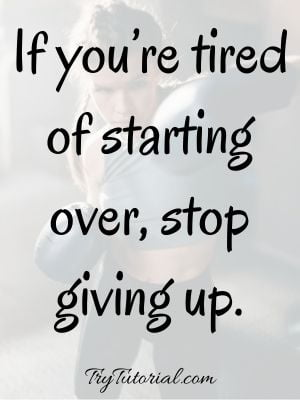 Best Workout Quotes For Motivation