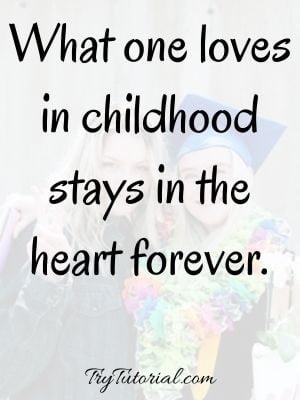 Childhood Status