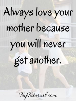 Cute Daughter Mother Quotes And Sayings