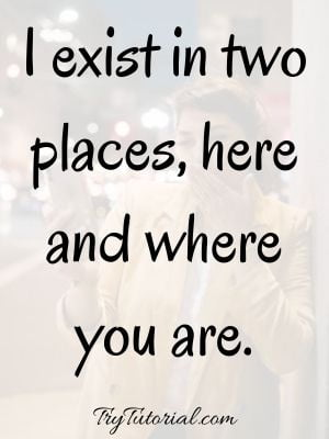 Cute Quotes On Long Distance Relationship