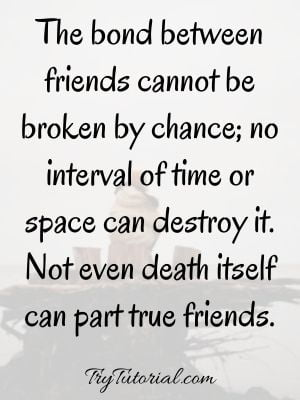 Deep Childhood Quotes About Death of a Friend