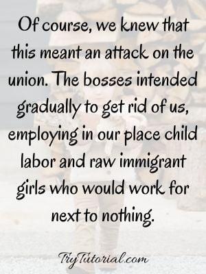 Famous Inspiring Child Labour Quotes