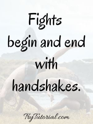Fighting Battle Quotes