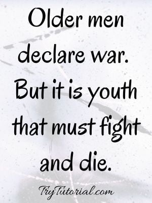 Fighting Quotes About Battles