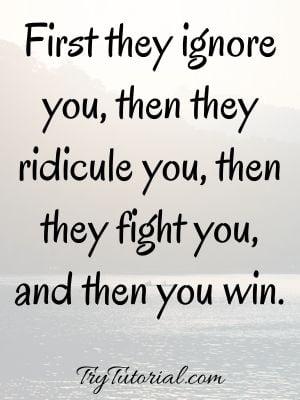 Fighting Spirit Quotes