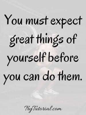 Fitness Motivation Images